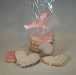 Mini Hearts Cookies