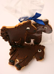 Horse Decorated Cookies